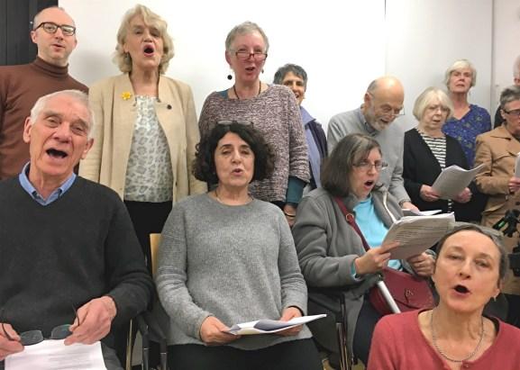 Copy of Sing for Joy Kentish Town 2
